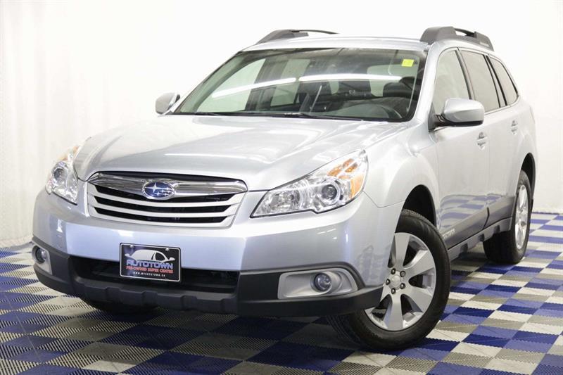 2012 Subaru Outback BLUETOOTH/HTD SEATS/AWD #12SO66842