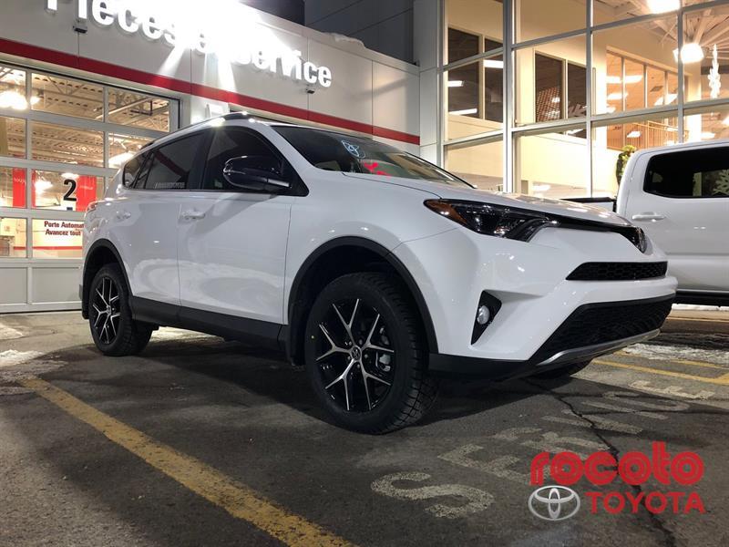 Toyota RAV4 2018 RAV4 AWD SE #80636