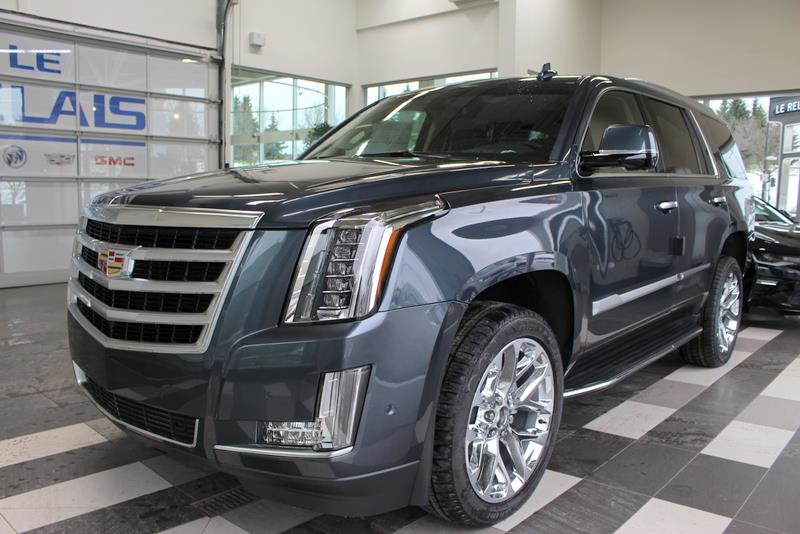 CADILLAC TRUCK ESCALADE 2019 Luxury #K923006