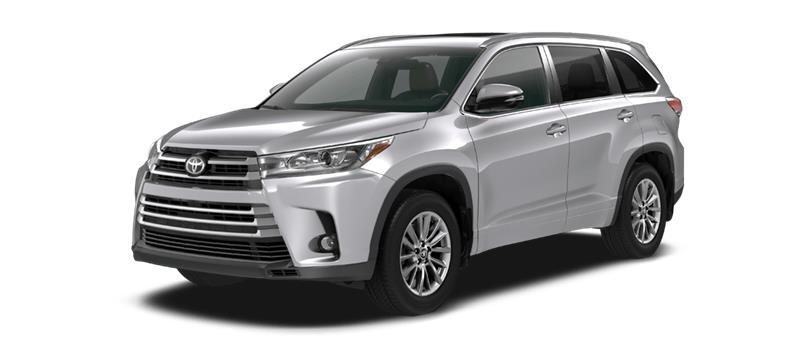 2018 Toyota Highlander AWD Limited #12159