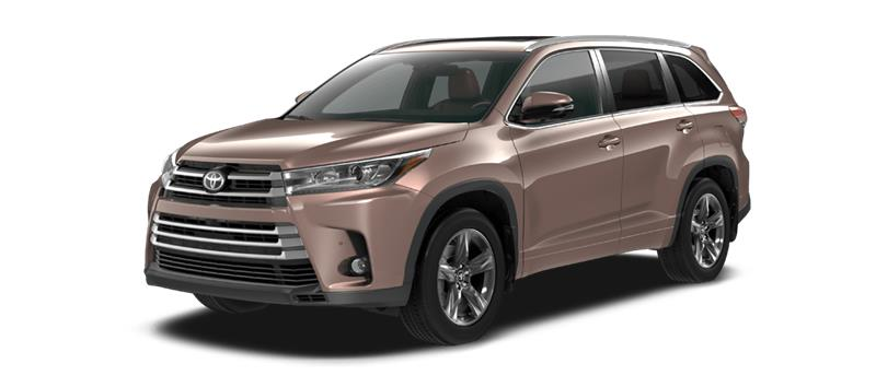 2018 Toyota Highlander AWD Limited #12098