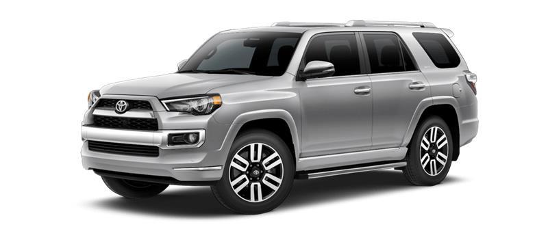 2018 Toyota 4Runner Limited 7-Passenger #11996