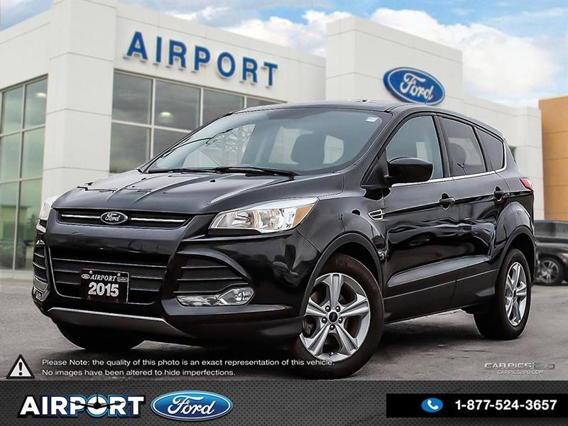 2015 Ford Escape SE FWD with only 67,126 kms #00H97