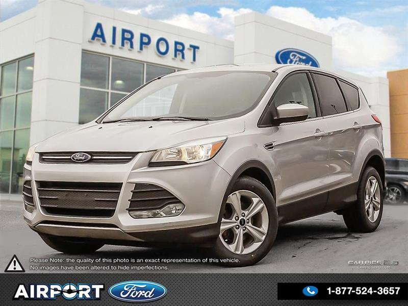 2015 Ford Escape SE FWD with only 52,845 kms #00H910