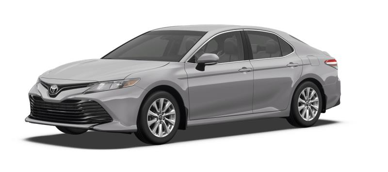 2018 Toyota Camry XLE #11851