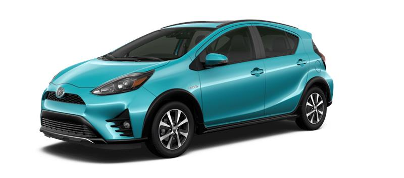 2018 Toyota Prius C Technology #12070