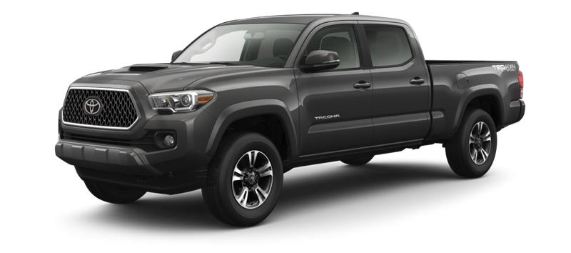 2018 Toyota Tacoma Double Cab TRD Sport Upgrade #12072
