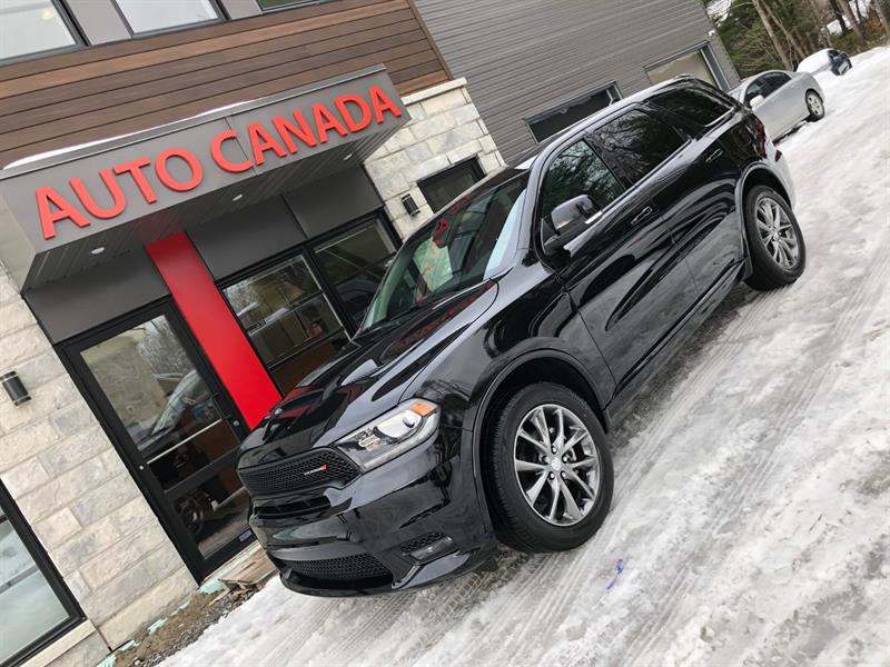 Dodge Durango 2018 GT,AWD,7 PASS, NAV, RALLY #6113