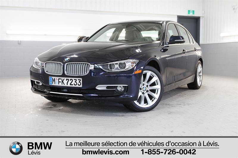 BMW 320I 2014 xDrive Sedan Modern Line (3C37) #L0330A