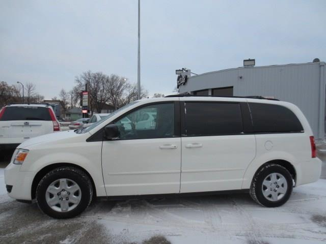 2009 Dodge Grand Caravan SE STOW N GO/REAR A/C/HEAT #3853