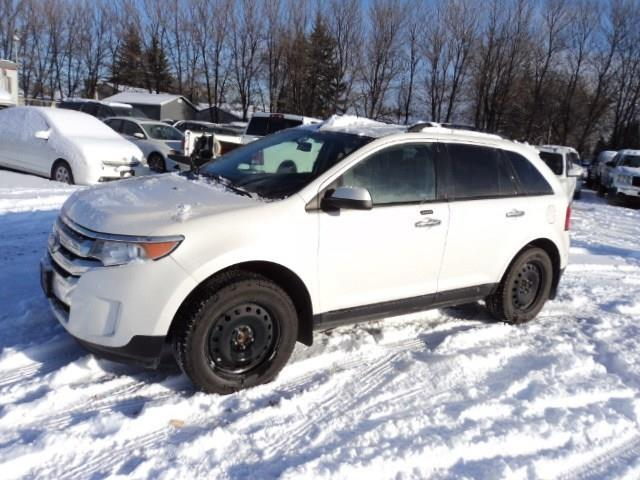 2011 Ford EDGE SEL AWD v6