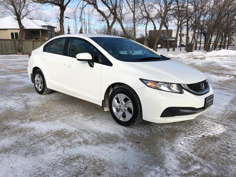 2014 Honda Civic LX Local Car/ No Accidents / 91 000km #9794.0