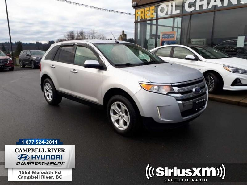 2014 Ford EDGE SEL AWD #F19231