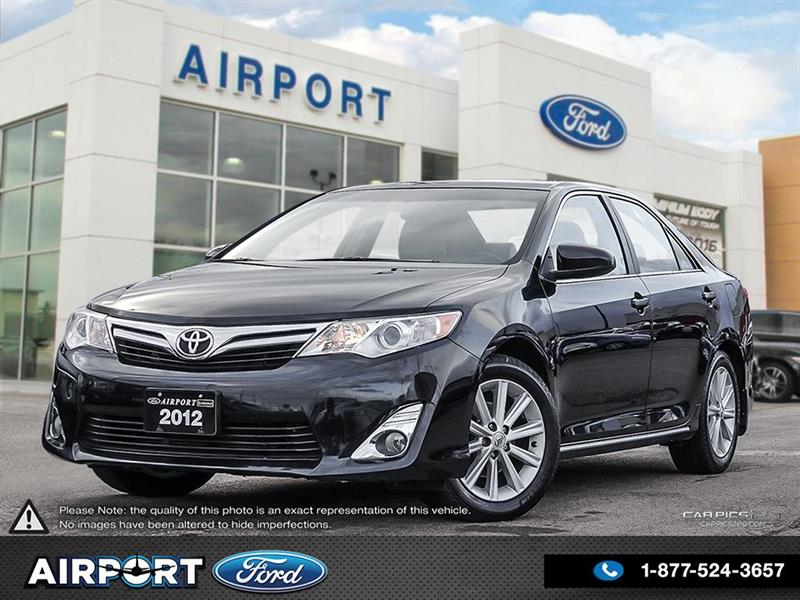 2012 Toyota Camry XLE Sedan with only 79,132 kms #A80134