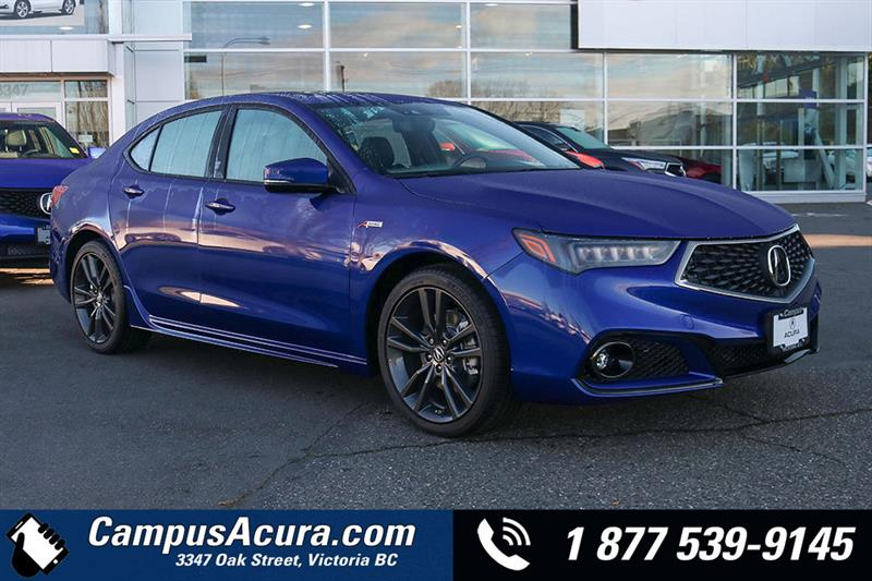 2019 Acura TLX Tech A-Spec #19-4107