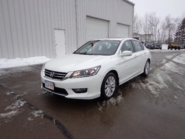 Honda Accord Sedan 2015 4dr I4 CVT EX-L #FA803055A