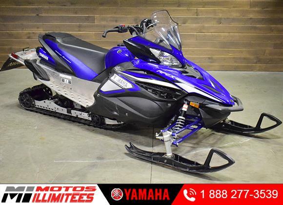 Yamaha Apex X-TX (141) 2017