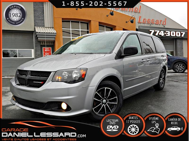 Dodge Grand Caravan 2014 SXT, TV DVD, GPS, CAM RECUL V6.3.6 VGA ONT #48557