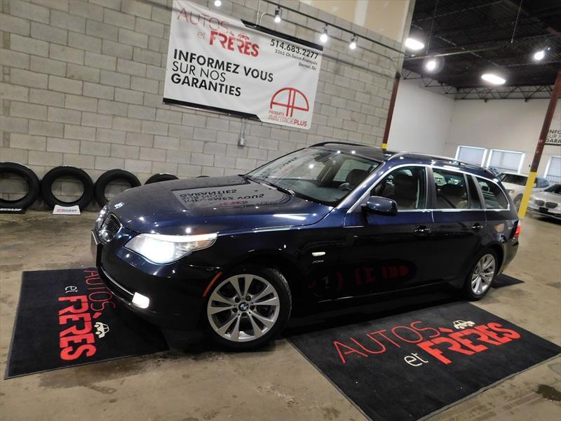 BMW 5 Series 2010 Touring 535i xDrive AWD Familiale Wagon #2568