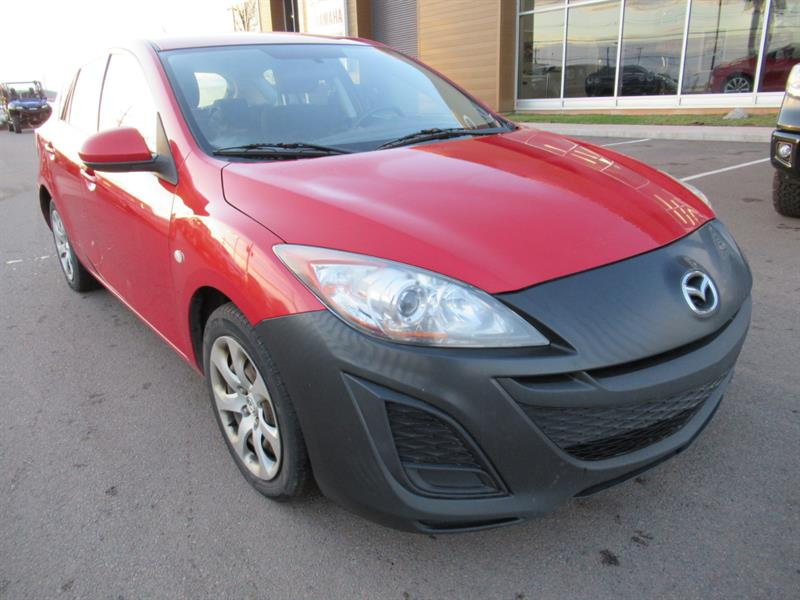 2010 Mazda MAZDA3 4dr HB Sport GX #U664