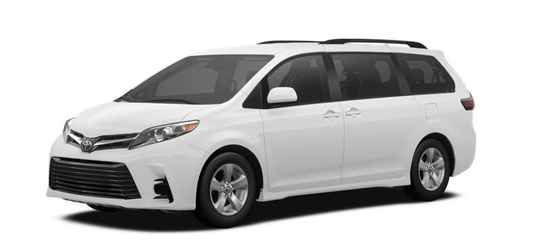Toyota Sienna 2018 DEMO LE V6  8-Passenger FWD #381369 Z