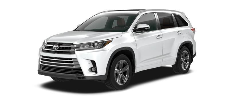 Toyota Highlander 2018 DEMO AWD Limited Cuir+Toit+GPS #38793 Z
