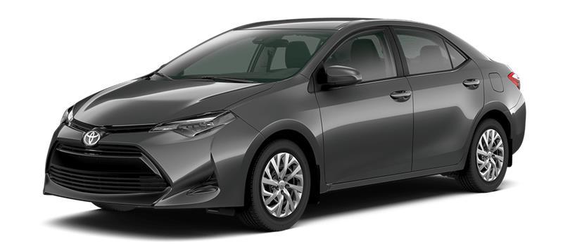 Toyota Corolla 2018 DEMO LE CVT Camera Recul Aut/Ac/Vitres,Portes,Miro #38238 E
