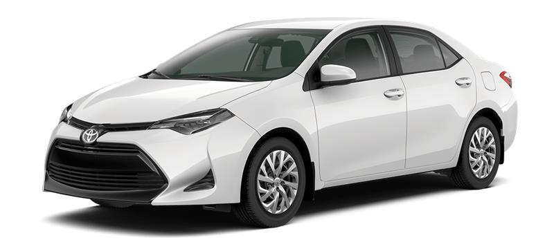 Toyota Corolla 2018 DEMO LE CVT Camera Recul Aut/Ac/Vitres,Portes,Miro #381099 Z