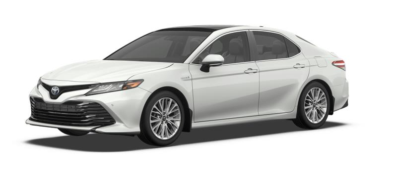 Toyota Camry Hybrid 2018 DEMO XLE CUIR + TOIT + NAVIGATION #381380 Z