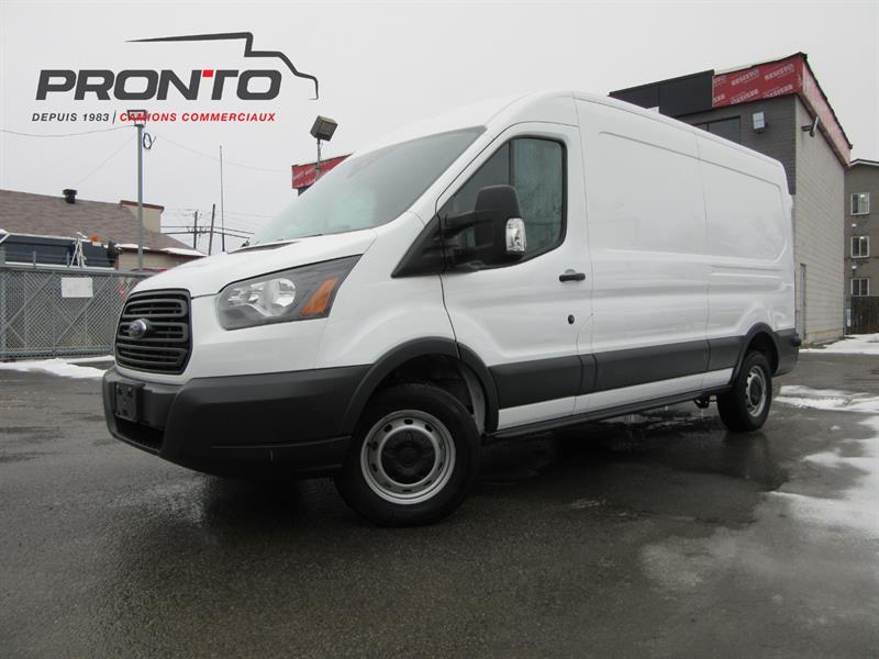 Ford Transit Cargo Van 2017 T-250 148 ** Med ROOF ** #1511