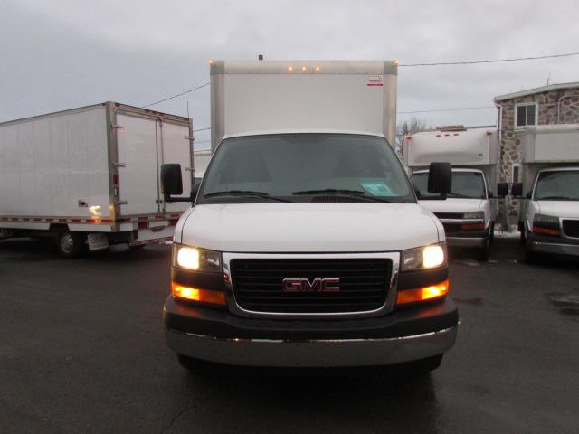 2017 Gmc Savana 3500 Cube 12 Pieds Groupe Electrique Used For Sale