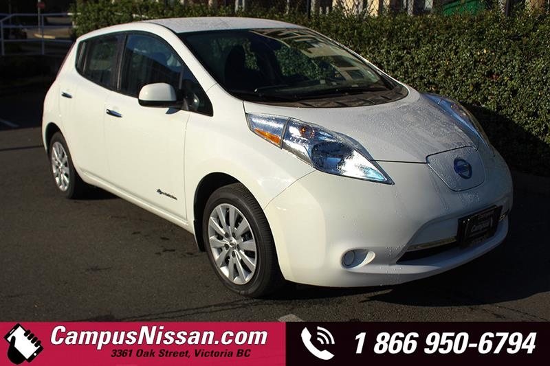 2015 Nissan Leaf | S | FWD w/ Quick-Charge #JN3028
