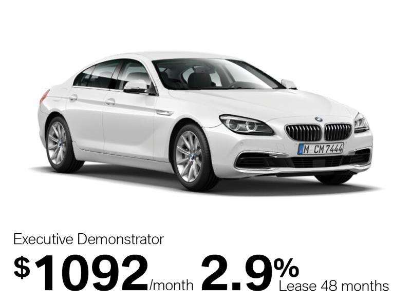 2018 BMW 6 Series 650i xDrive Gran Coupe #J0050