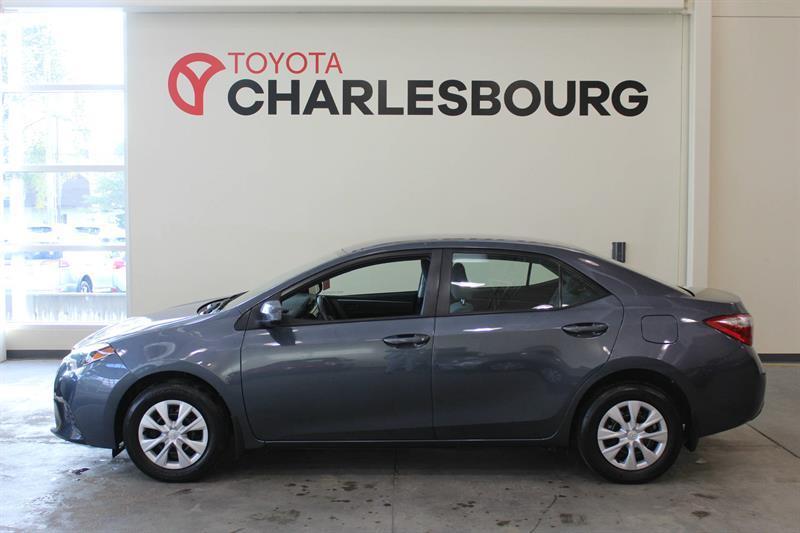 Toyota Corolla 2016 LE #55595