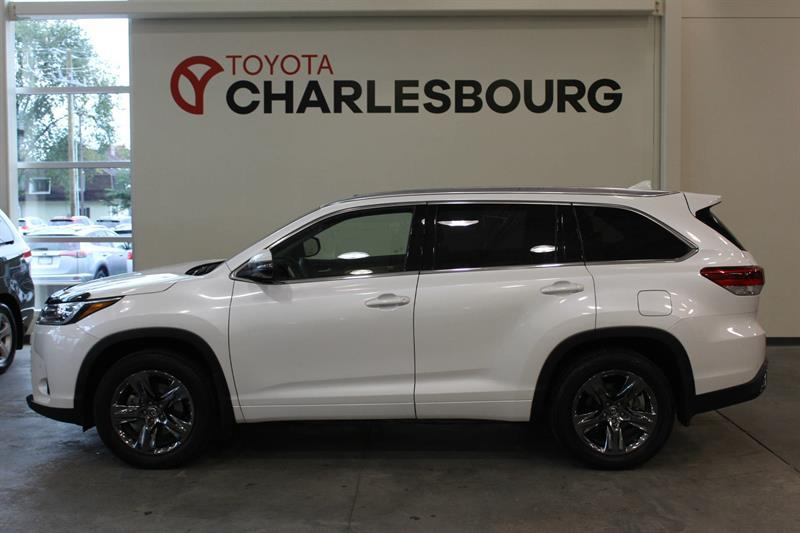 Toyota Highlander 2018 Limited V6 AWD #4836-18