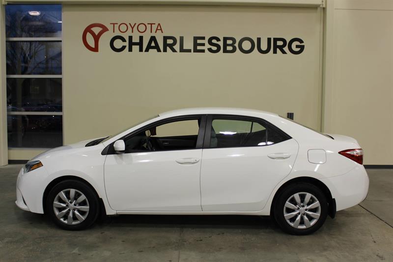 Toyota Corolla 2014 LE #55552