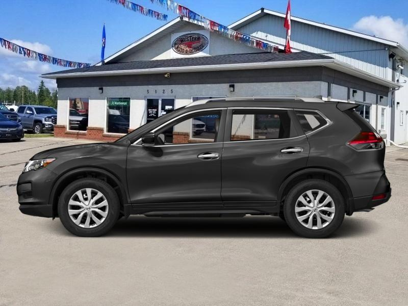2018 Nissan Rogue AWD SV #M734918