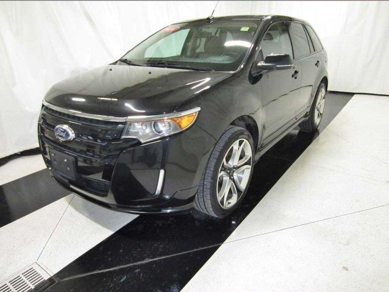 2014 Ford EDGE Sport *1 owner/No accidents/AWD/ Leather* #14FE51803