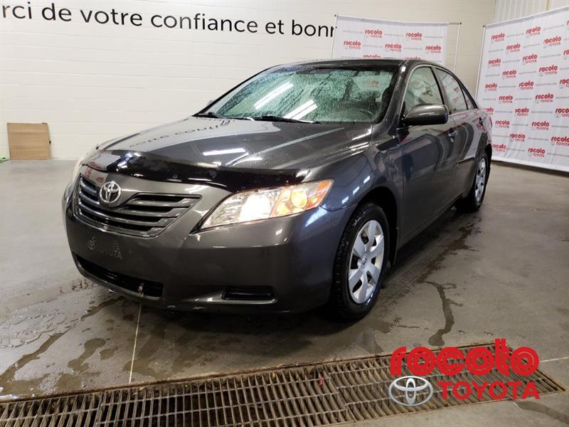 Toyota Camry 2007 * LE * GR ÉLECTRIQUES * AIR CLIMATISÉE * #81120A-33