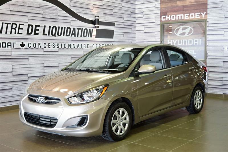 Hyundai Accent 2013 GL #190052A