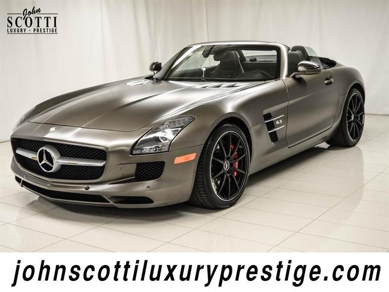 2012 Mercedes-Benz SLS AMG Convertible #P15476