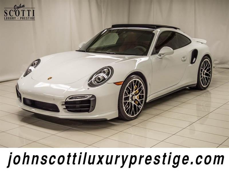 2014 Porsche 911 Turbo S PDK #LA1727C