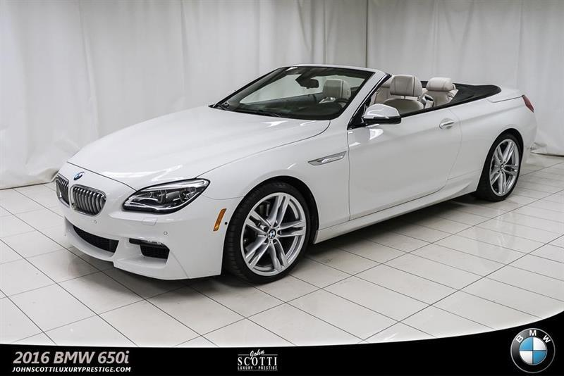 BMW 6 Series 2016 6 Series 650i xDrive #P16051