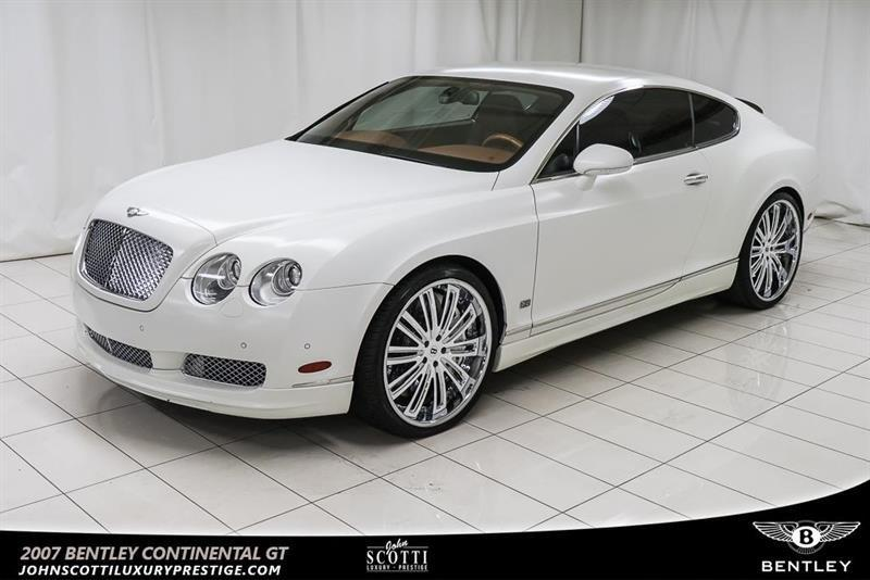 2007 Bentley Continental GT #P16038