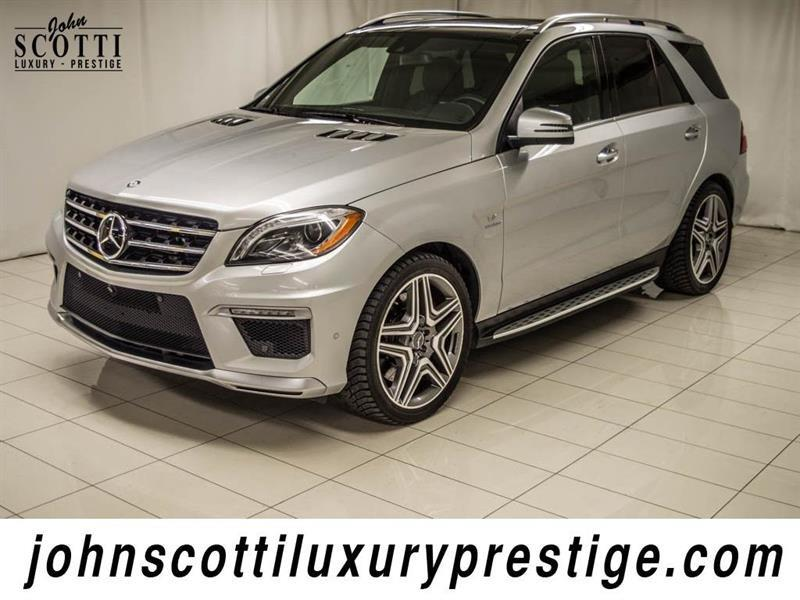 Mercedes-Benz M-Class 2014 ML63 AMG Performance Pkg #P15426