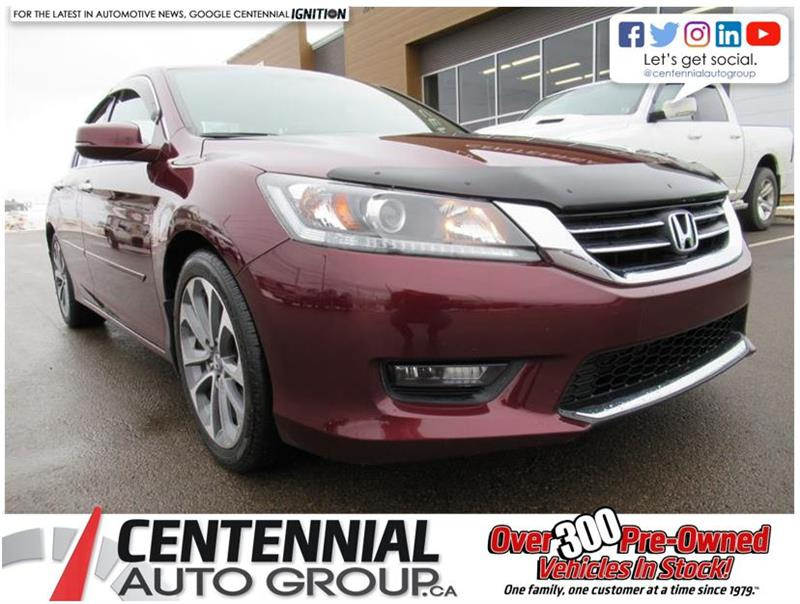 2014 Honda Accord Sedan Sport | Heated Seats | Backup Camera #U661A