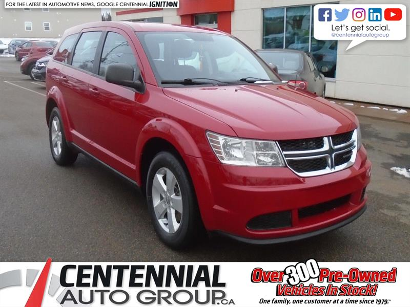 2014 Dodge Journey SE | FWD |  #9550A