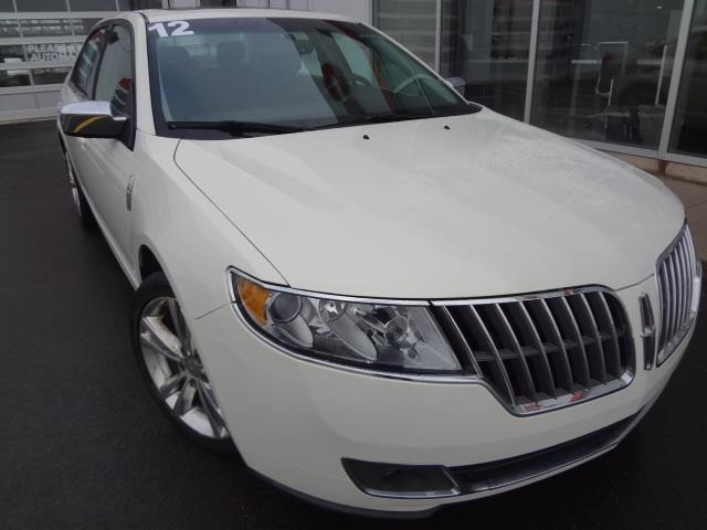 2012 Lincoln MKZ 4dr Sdn AWD #P1641
