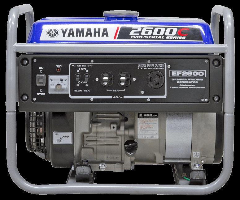 Yamaha EF 2600 2019
