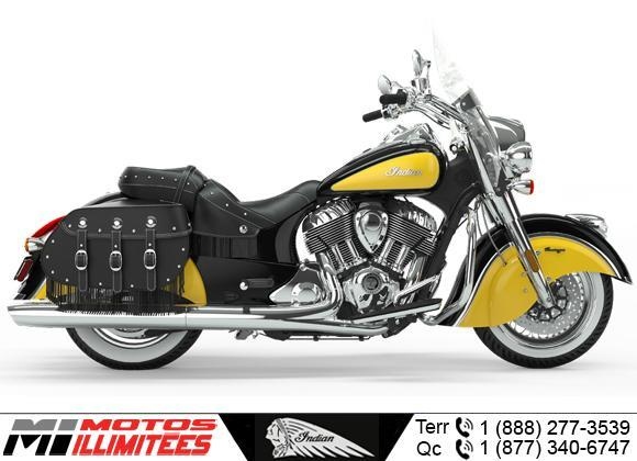 Indian Chief Vintage Icon Series 2019